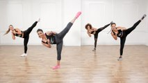 This Cardio Kickboxing Boot Camp Is the Workout You've Been Craving