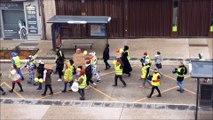 Bourg-en-Bresse : les Gilets jaunes revendiquent un mouvement sans violence