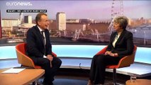 Brexit : Theresa May confirme le vote au Parlement