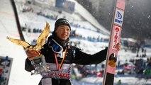Saut à ski : Ryoyu Kobayashi au sommet