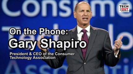 CTA President Gary Shapiro: Data Privacy vs Public- What You Need To Know