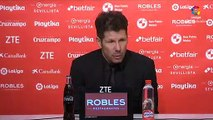 Reaction after Sevilla held to 1-1 draw with Atletico Madrid in La Liga