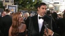 Sacha Baron Cohen revient sur sa rencontre avec Donald Trump - Golden Globes 2019