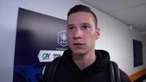 GSI Pontivy-Paris Saint-Germain: post game interviews