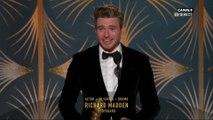 Richard Madden, son premier Golden Globe pour son rôle dans Bodyguard - Golden Globes 2019