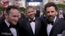 Rodney Rothman, Peter Ramsey & Bob Persichetti Share Favorite Fan Reactions to 'Spider-Man: Into the Spider-Verse' | Golden Globes 2019