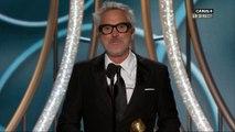 Roma remporte le Golden Globe du meilleur film en langue étrangère  - Golden Globes 2019