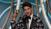 Darren Criss remporte le prix du meilleur acteur de séries - Golden Globes 2019