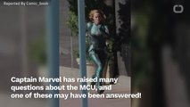 'Captain Marvel' Photo Suggests How Carol Danvers Got Her Jacket