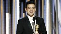 'Bohemian Rhapsody' and Rami Malek Win Big at 2019 Golden Globes | THR News