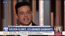 """Golden Globes: """"Bohemian Rhapsody"""" et """"Roma"""" récompensés"""
