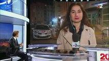 50 Gilets Jaunes ont manifesté pour la démission du policier tabasseur de Gilets Jaunes (06/01/19)
