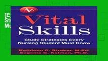 [E_book] Vital Skills: Study Strategies Every Nursing Student Must Know