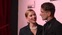 """Scarlett Johansson aux César 2014 : """"Les Parisiens sont des gens très bien !"""""""