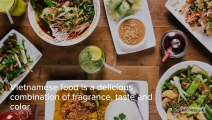 Vietnamese Food with Exotic Lifestyles