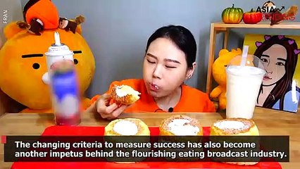 """""""Mukbang"""": Why eating broadcasts is so popular?"""