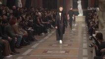 Fourrure, écharpe, jogging : 3 tendances de la Fashion Week Homme