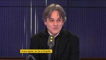 """Charlie Hebdo : """"il faut aussi penser à la transmission"""" affirme Riss"""
