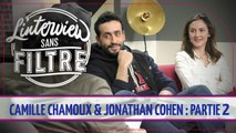 Mytho ou pas mytho ? Jonathan Cohen raconte 3 incroyables anecdotes sur lui...