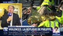"""Gilets jaunes: Éric Coquerel (LFI) dit refuser de """"voir les violences que d'un côté"""""""