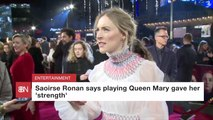 Saoirse Ronan Says Being Queen Helped Her