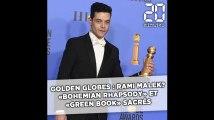 Golden Globes 2019: «Bohemian Rhapsody», Rami Malek et «Green Book» sacrés