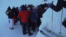 Italie : des instruments en glace pour des concerts givrés à 2 600 mètres d'altitude