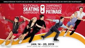 Championnats nationaux de patinage Canadian Tire 2019