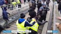 """""""Il savait où il frappait"""" : les deux gendarmes qui ont fait face à un ancien boxeur lors de la dernière manifestation des """"gilets jaunes"""" racontent"""