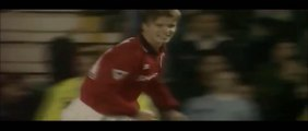 David Beckham ● Goals and Skills ● Manchester United  1995-96