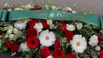 Charlie Hebdo editor speaks at memorial for 2015 attack victims