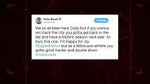 Kobe Bryant imparts advice to Cody Parkey on Twitter