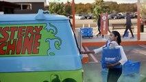 Toutes les voitures les plus connues du cinéma sont dans cette publicité !