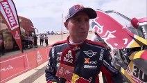 Summary - Car/SxS - Stage 1 (Lima / Pisco) - Dakar 2019