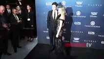 """Topher Grace and Ashley Hinshaw 12th Annual """"Heaven"""" Gala Arrivals"""