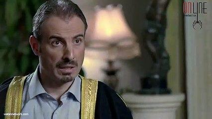 فريد قلق على غادة و عادل يوبخه - باسل خياط - جهاد الاندري - عشق النساء 12