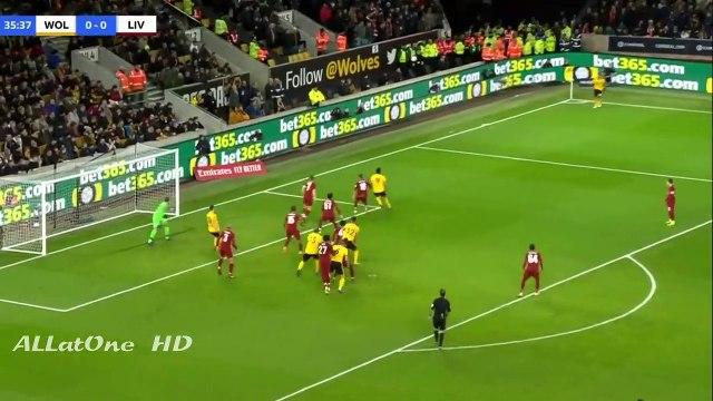WOL vs LIV 2-1 - All Goals & Full Highlights HD - 7/1/2019