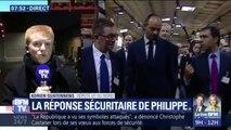 """Adrien Quatennens: """"Édouard Philippe répond à l'ultra-violence par l'ultra sévérité, quand va-t-il répondre à l'ultra-précarité ?"""""""