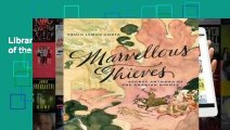 Library  Marvellous Thieves  Secret Authors of the Arabian Nights - Paulo Lemos Horta