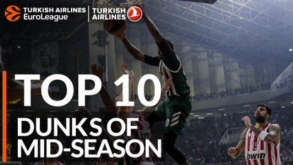 Top 10 Dunks of Mid-Season