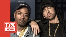 Boogie Teases A Song With Eminem For His Shady Records Debut Album
