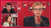 """Clémentine Autain (LFI) : """"Ce qu'a fait le Premier ministre, c'est accentuer la colère"""""""