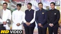 PM Narendra Modi Biopic POSTER LAUNCH | Vivek Oberoi, Suresh Oberoi