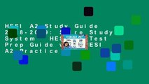 HESI A2 Study Guide 2018-2019: Spire Study System   HESI A2 Test Prep Guide with HESI A2 Practice