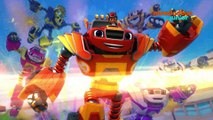 Blaze et les Monster Machines | Ninja Blaze ! | NICKELODEON JUNIOR