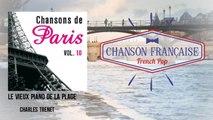 Charles Trenet - Le vieux piano de la plage