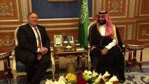 Caso Khasoggi, Pompeo ricevuto da Mohammed bin Salman a Riad