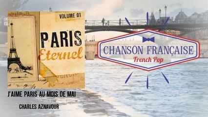 Charles Aznavour - J'aime Paris au mois de mai
