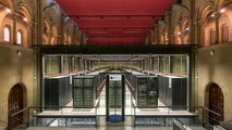 Supercomputer housed in 19th-century church is leading a global race to reduce energy costs