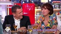 """C à vous : Dany Boon annonce qu'il ne fera plus de """"One man show"""" (vidéo)"""